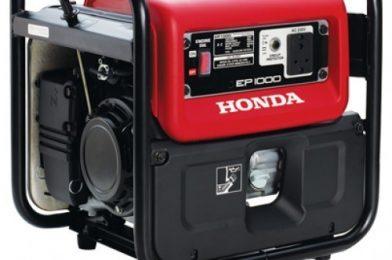Beragam Pilihan Genset Honda Dengan Tipe Silent